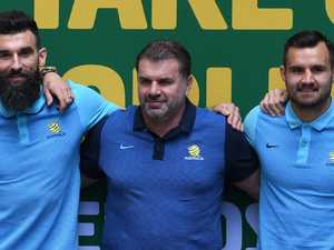 'I didn't tell them': Ange's shock admission about WC 'surprise'