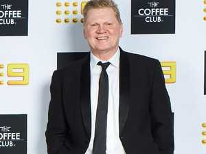 Fatty breaks silence on shock Footy Show axing