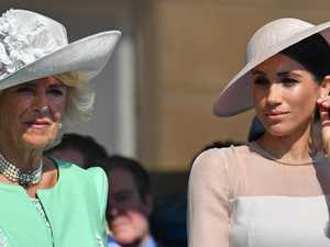 Camilla addresses Meghan's family drama