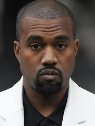 Kanye's known for making controversial decisions. Picture: AFP Photo/Justin Tallis