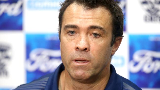 Geelong Cats coach Chris Scott. Picture: Glenn Ferguson