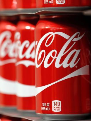 Soft drink sales have plummeted at supermarkets.