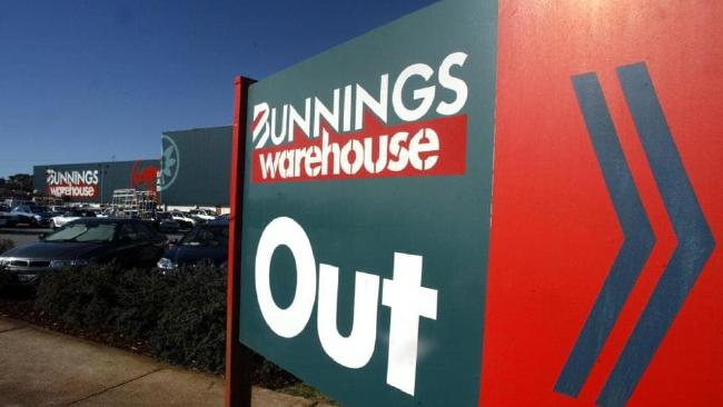 Bunnings is getting out of the UK.