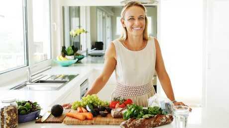 Nutritionist Kristen Beck.