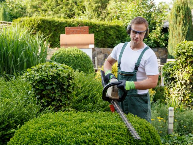 Gardeners are among the tradespeople expected to be in demand. Picture: iStock