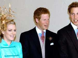 REVEALED: Prince Harry and William's secret stepsister