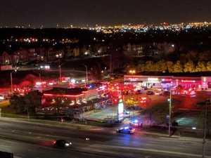 'Blast injuries': Multiple hit in restaurant bomb explosion