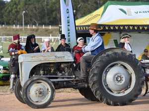 Fraser Coast Show 2018 - the Grand Parade.