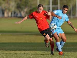 SOCCER: SC Fire Vs Cairns FC