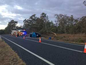 One dead, two seriously injured in horror highway crash
