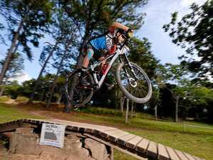 GALLERY: Mackay schoolkids tear up Rowallan Park