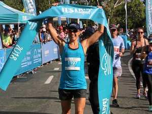 Gibb wins maiden marathon title