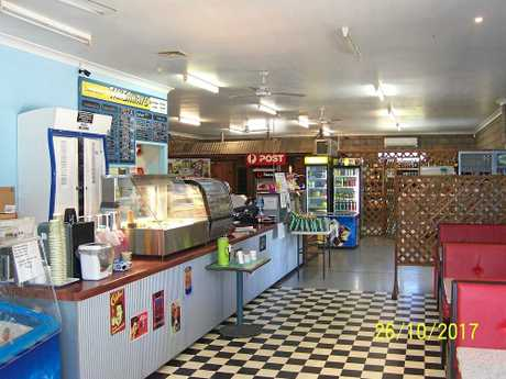 The Widgee General store is up for sale.