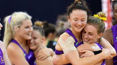 The Firebirds have put their title credentials on the table.