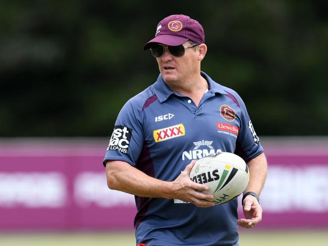 Uncertainty still pervades former Brisbane Broncos assistant coach Kevin Walters' shock departure. Picture: AAP Image/Dan Peled