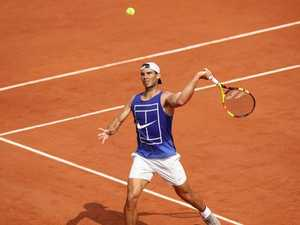 The only man who can stop Rafa at Roland Garros