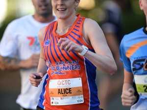 Rocky River Run 2018: 5k Alice Tucker.