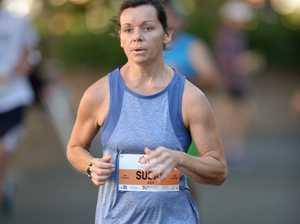 Rocky River Run 2018: 5k Susan Kinnear.
