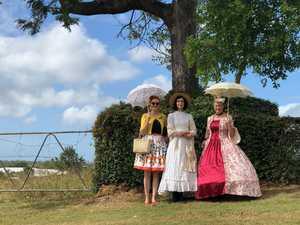 Greenmount Heritage Fair 2018 fashion parade winner