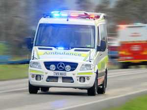 Third highway crash in 13 hours leaves man semi-conscious