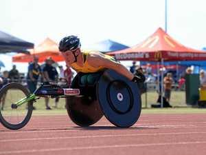 FASTEST MAN: McCracken breaks his own 100m record
