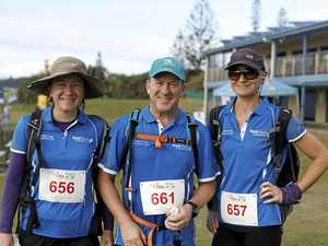 Ballina to Byron Coastal Charity Walk 2018