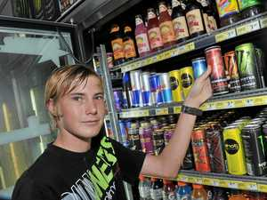 'Teeth rattling, body jerking': Teen's energy drink seizure