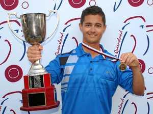 Noosa bowler earns top honour on greens