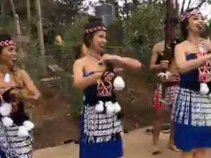 US zoo's embarrassing 'Aussie' dancers stuff-up