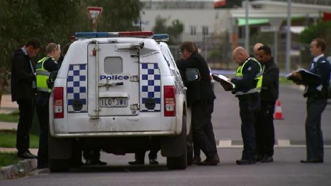 Police have charged Jamie Willis with murder. Picture: Channel 9