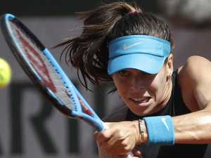 Angry Aussie bows out of French Open