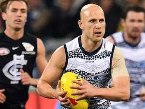 Ablett's 'mixed emotions' on Suns return