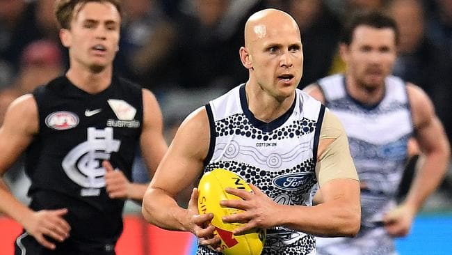 Gary Ablett is preparing to return to Metricon Stadium. Pic: AAP