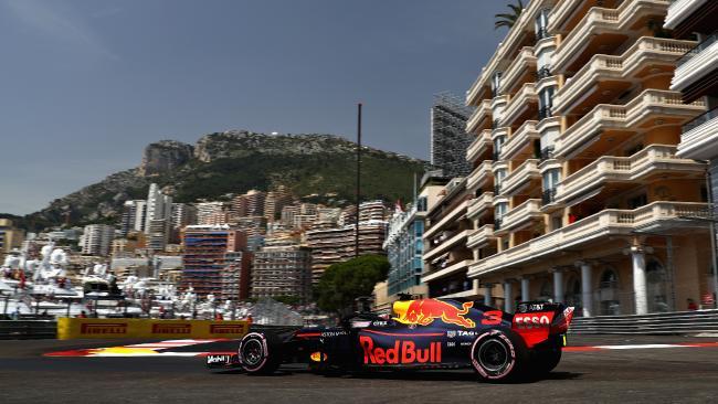 Everything has been coming up Ricciardo in Monaco.