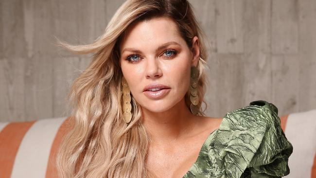 Sophie Monk has put her own love life aside to host Nine's Love Island. Picture: Sam Ruttyn