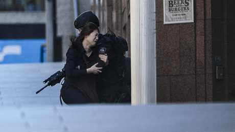 The Lindt Cafe siege put Sydney on notice that terror-related crime was here. Picture: Chris McKeen