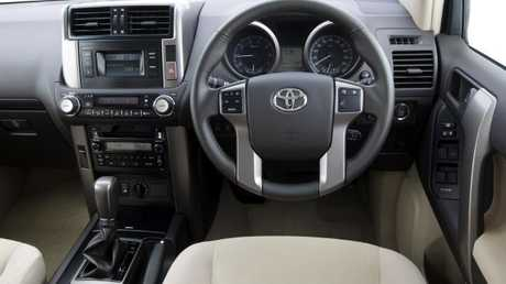 2009 GXL interior: Trim in earlier models will show its age