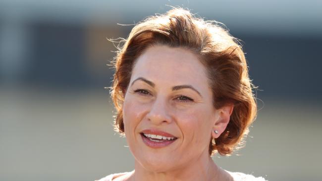 Queensland Treasurer Jackie Trad. Picture: Annette Dew