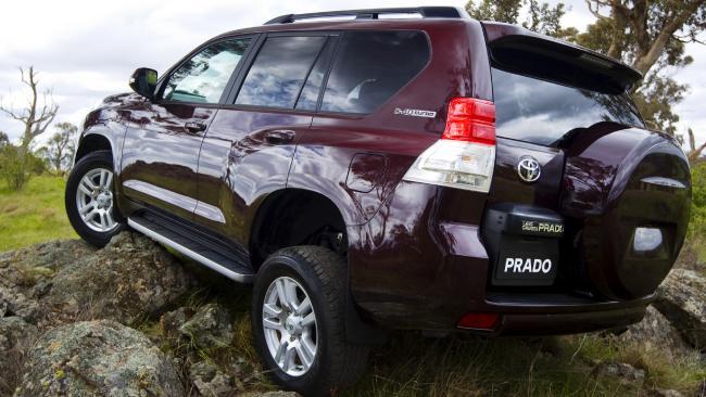 2009 Kakadu: Added off-road gear plus DVD player