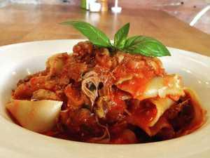 Toowoomba restaurant releases tasty new pasta