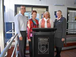 Bremer SHS unveils new student services building