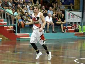 Suns men turn up the heat to take first win
