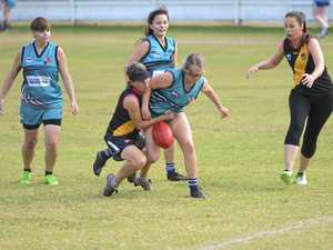 GALLERY: Local WAFL kicks off for first time