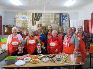 QCWA members fight to save popular food workshops