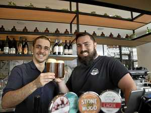 Toowoomba restaurant the first to offer local beer on tap