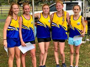 Jetty gazelles dominate MNC cross country run