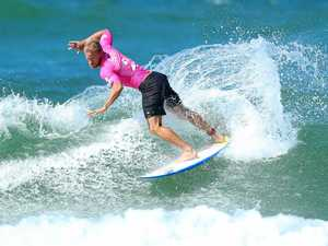 'Wild ride': Adam Melling ends his surfing career