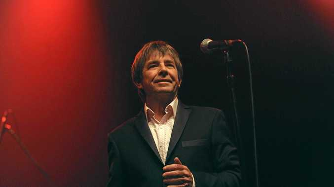 TOURING: John Paul Young.