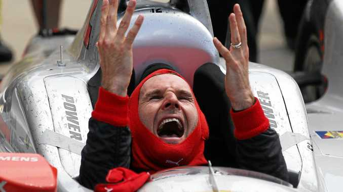 Toowoomba's Will Power claims historic Indy 500 win