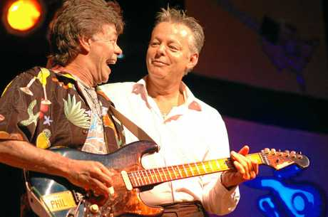 Tommy Emmanuel has made a moving tribute to his late older brother Phil.